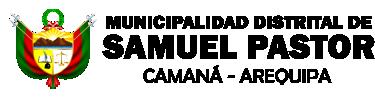 Municipalidad Distrital de Samuel Pastor